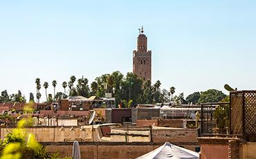 RIAD ITRANE à Marrakech