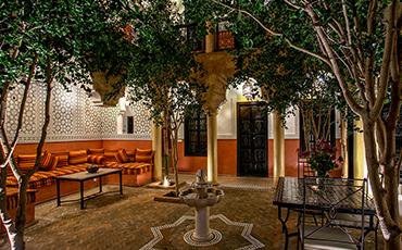 Equipe RIAD ITRANE Marrakech - Riad Medina Marrakech