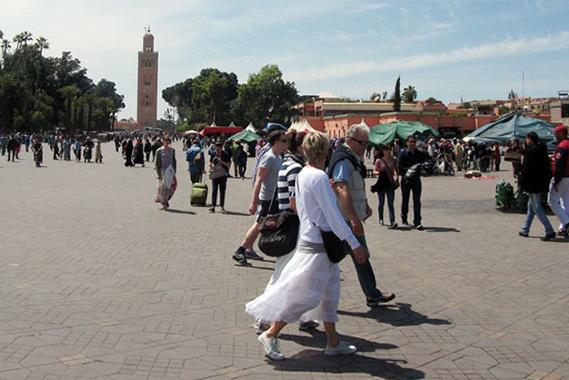 Maison d'hôte à Marrakech