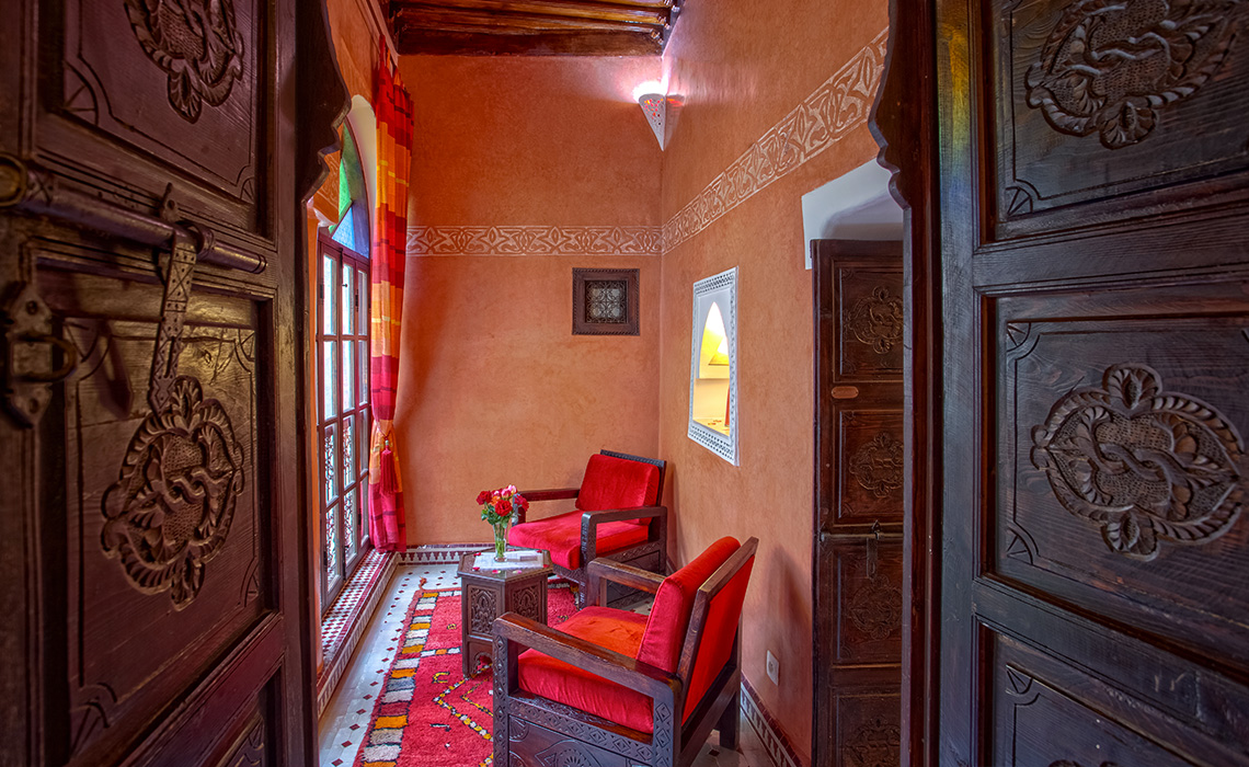 Riad Traditionnel Marrakech