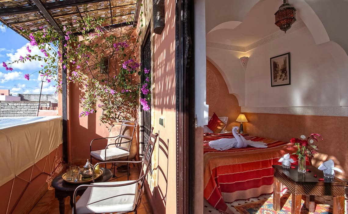 Riad à Marrakech
