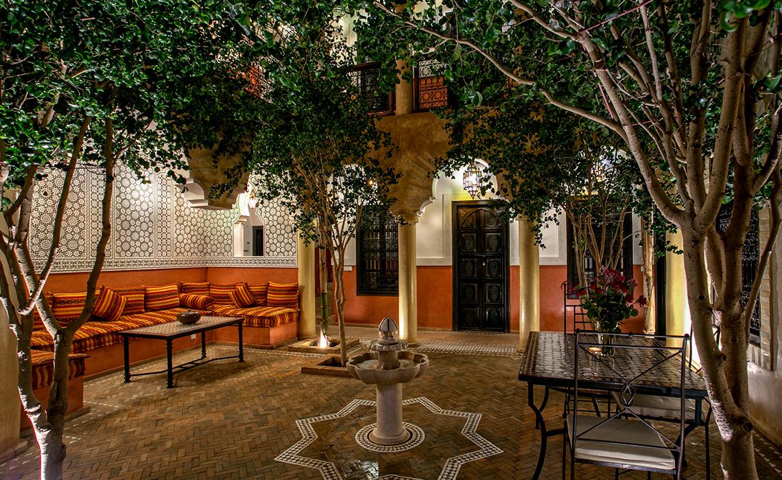 Riad Marrakech - Riad Itrane Marrakech