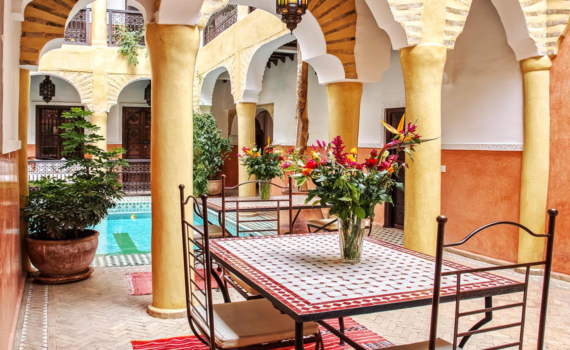 Riad Itrane Marrakech